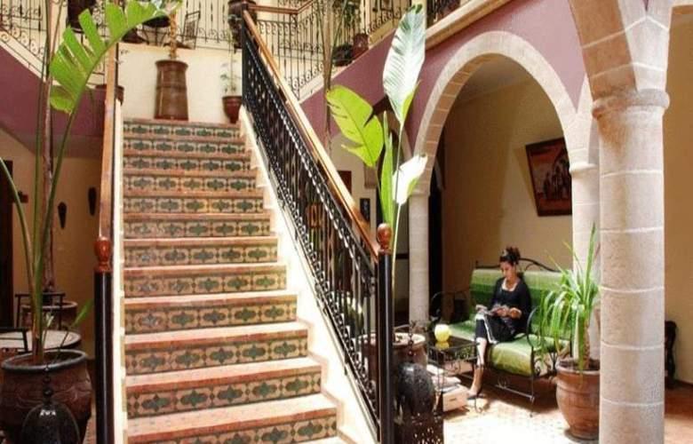 Riad Zahra - Hotel - 11