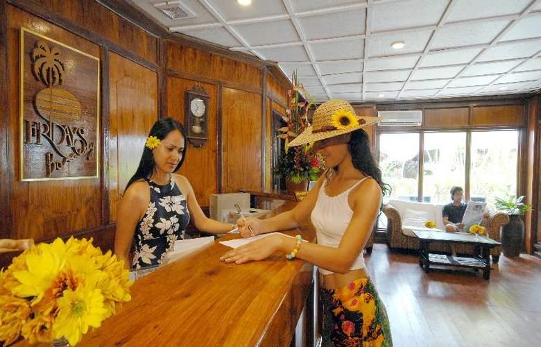 Fridays Boracay Resort - General - 1