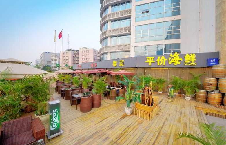 Euro Garden Hotel Guangzhou - Bar - 2