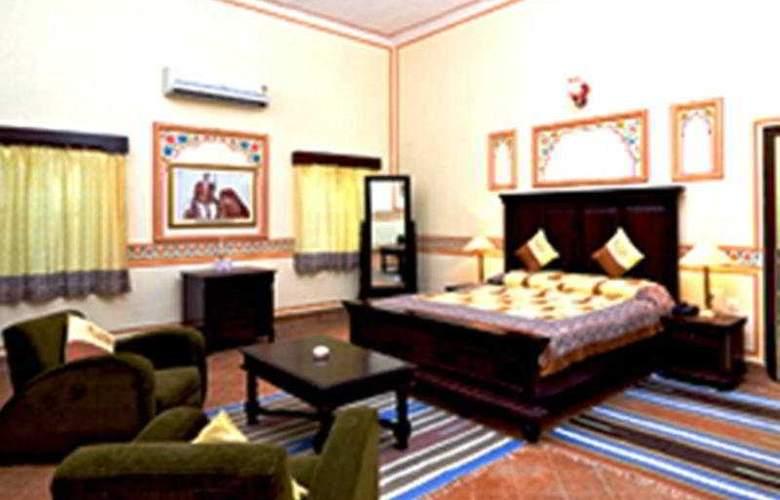 Roop Vilas Palace - Room - 3