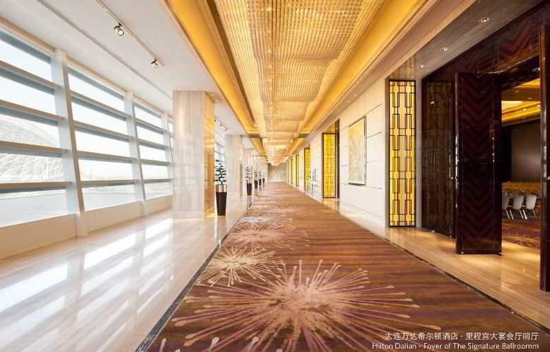 Hilton Wanda Dalian - Conference - 30