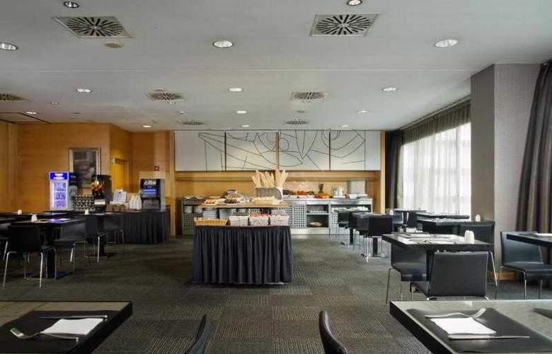 Euro Hotel Diagonal Port - Restaurant - 36