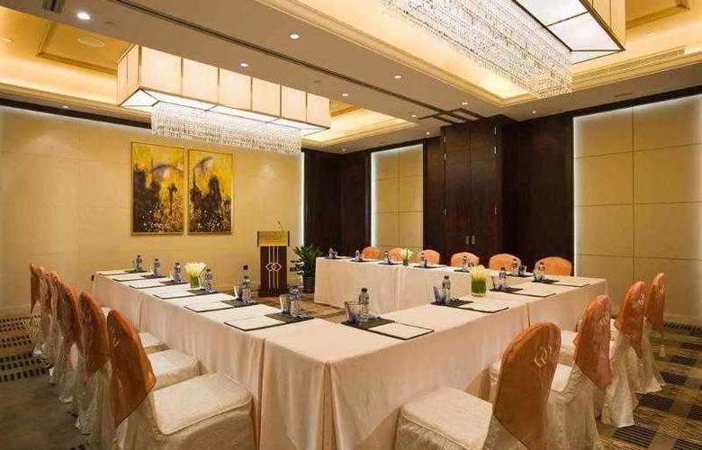 Sofitel Shanghai Sheshan Oriental - Hotel - 20