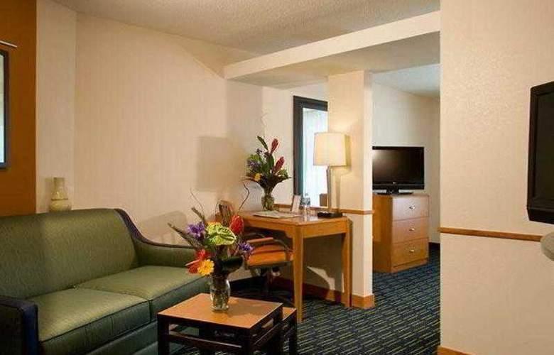 Fairfield Inn suites Omaha Downtown - Hotel - 1