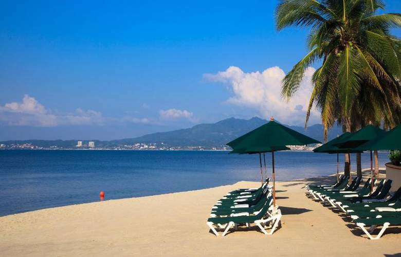 Villa La Estancia Nvo Vallarta Beach Resort & Spa - Beach - 17
