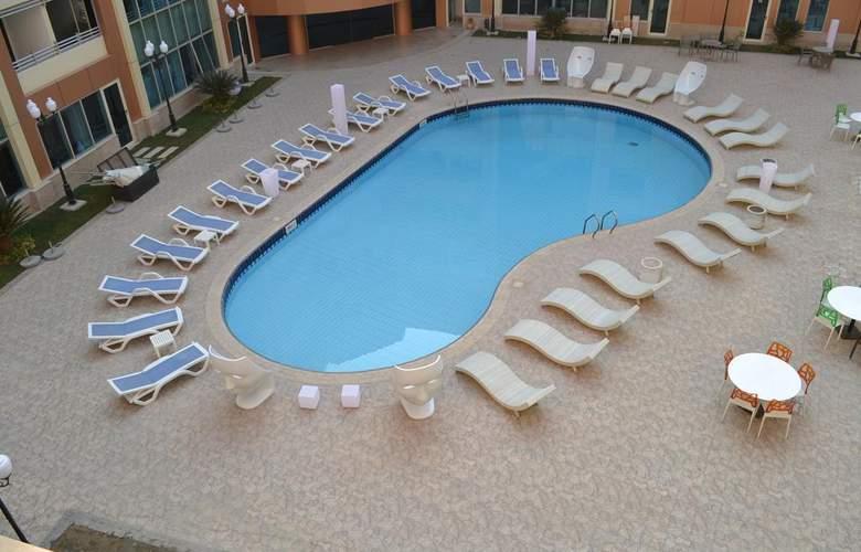 Tolip El Galaa Cairo - Pool - 3