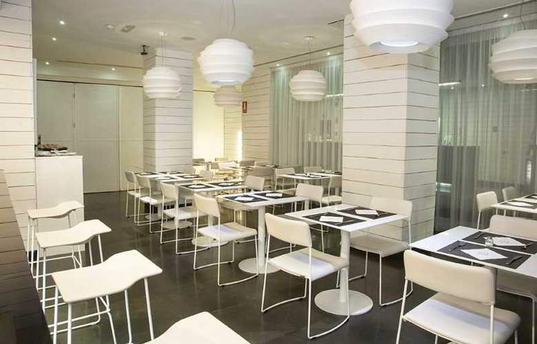 Zenit Conde de Orgaz - Restaurant - 5
