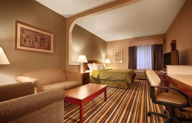 Best Western Plus New England Inn & Suites - Room - 36