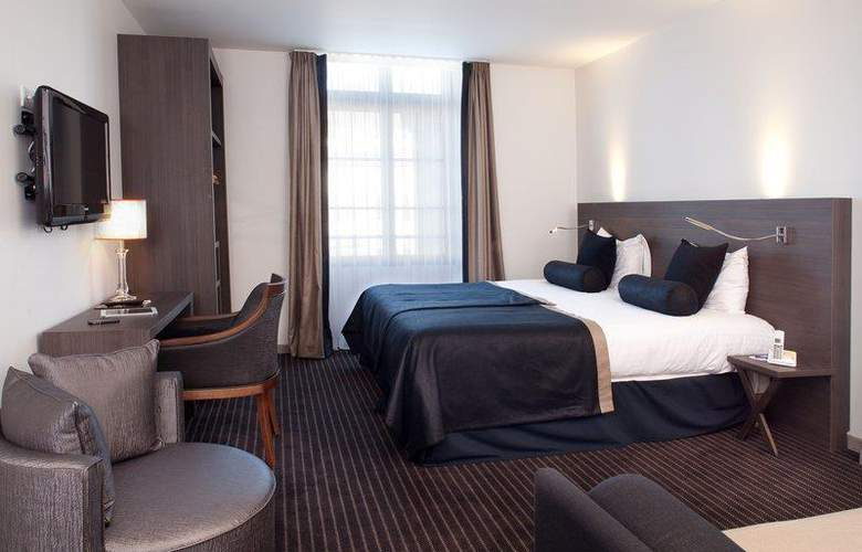 Best Western Blois Chateau - Room - 16