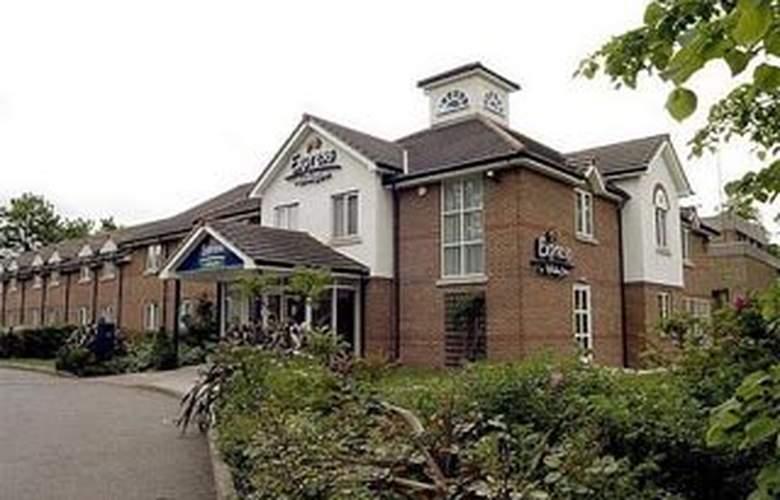 Express Holiday Inn Buckhurst Hill - Hotel - 0