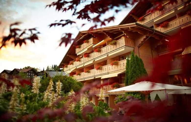 Gstaaderhof Swiss Quality Hotel - Hotel - 9