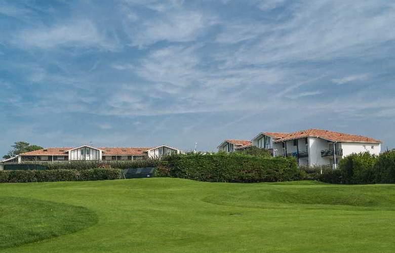 Mer Et Golf Ilbarritz - Hotel - 12