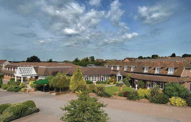 Best Western Calcot - Hotel - 28