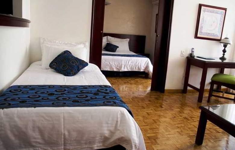 Aparta Suite Torre Poblado - Room - 7