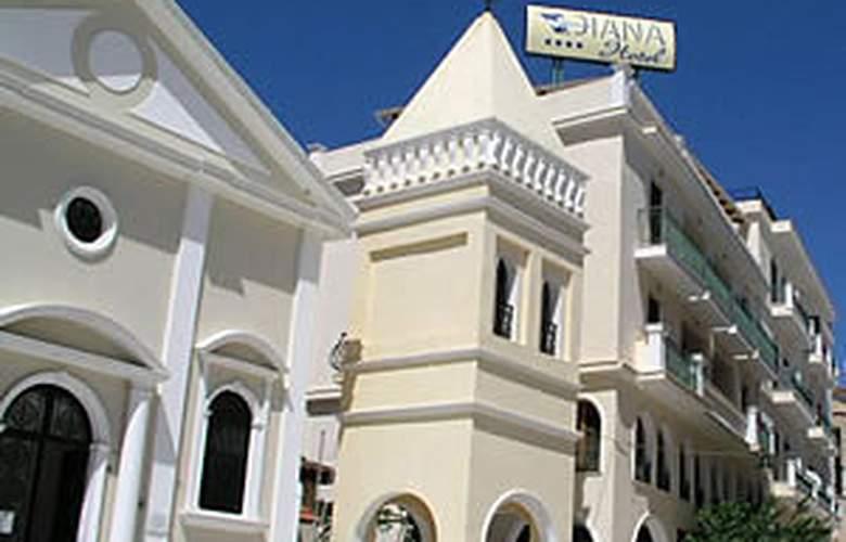 Diana Hotel ZTH - Hotel - 0