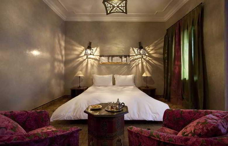 Riad Les Bougainvilliers - Room - 23