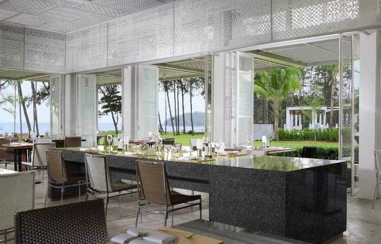 Dusit Thani Krabi Beach Resort  - Restaurant - 6