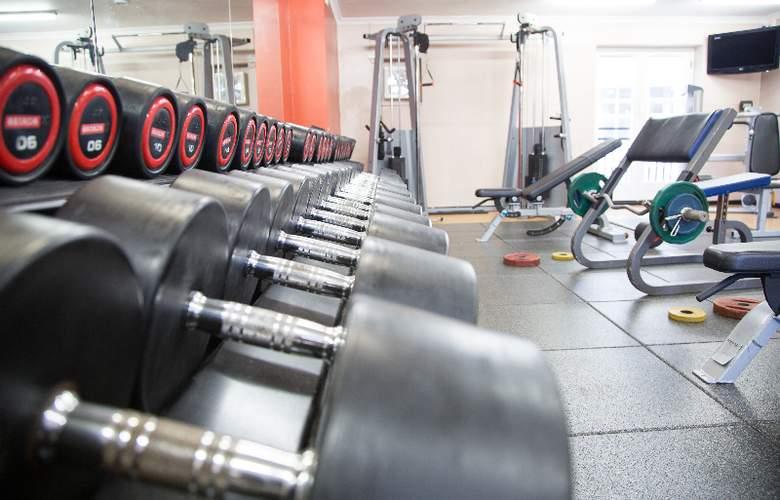 Hilton London Docklands Riverside - Sport - 7