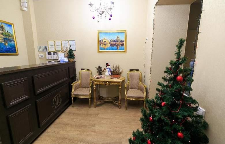 Nevsky Breeze Hotel - General - 12