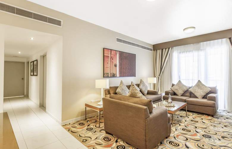 Golden Sands Hotel Apartments 3 - Room - 1