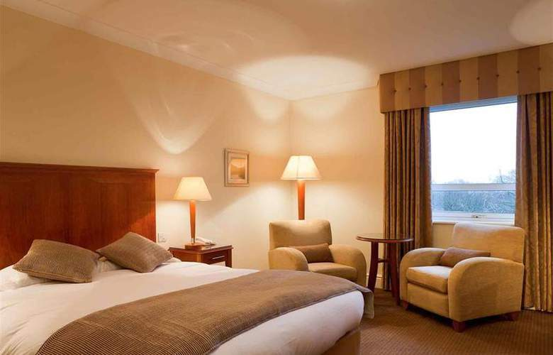 Mercure Norton Grange Hotel & Spa - Room - 80