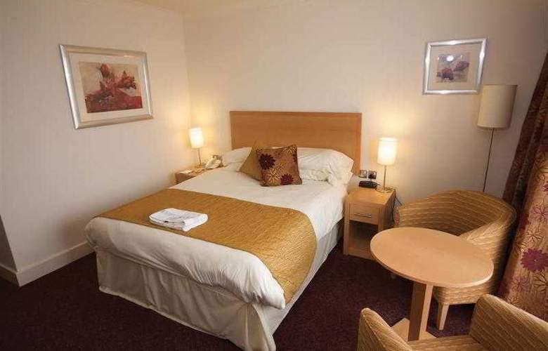 Best Western Forest Hills Hotel - Hotel - 163