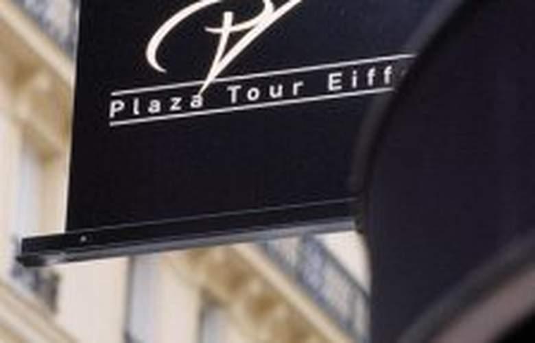 Plaza Tour Eiffel - Hotel - 0