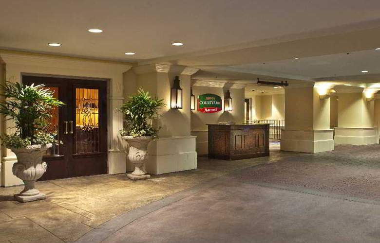 Courtyard by Marriott New Orleans French Quarter/Iberville - Hotel - 9