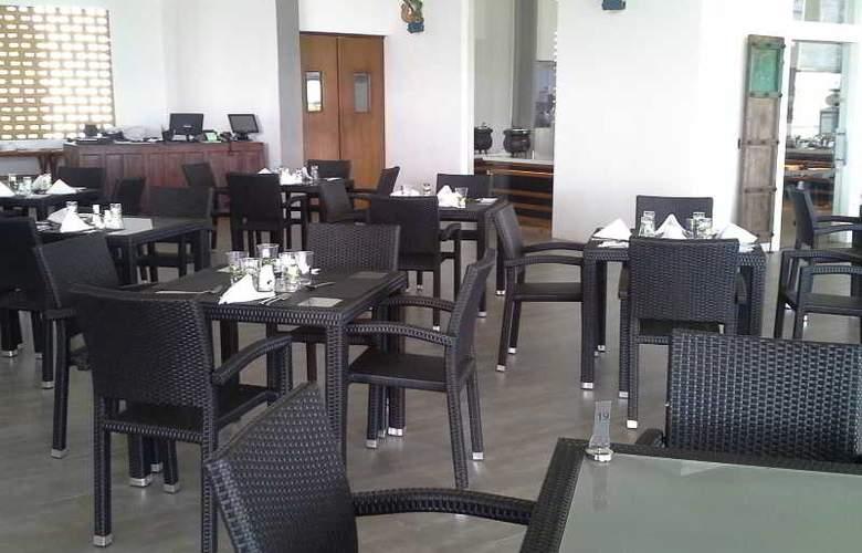 Aliya Resort and Spa - Restaurant - 4