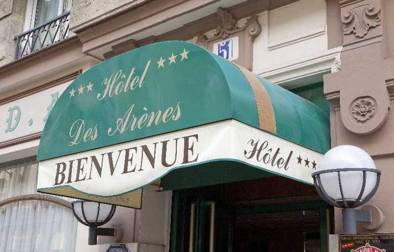 Des Arenes - Hotel - 6