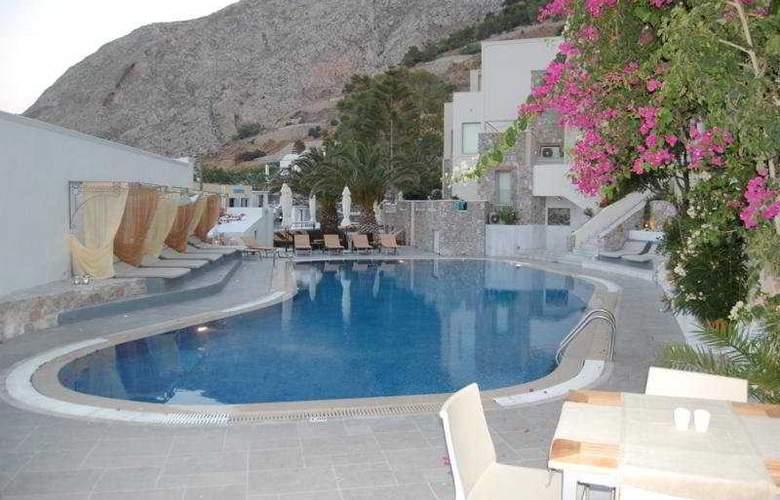 Antinea Hotel, Studios and Apartmets - Pool - 5