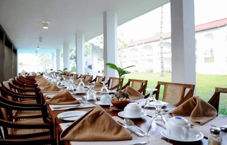 Heritance Ayurveda Mahagedara - Restaurant - 5