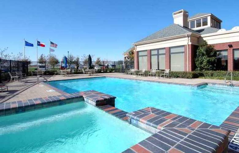Hilton Garden Inn Dallas/Allen - Pool - 4