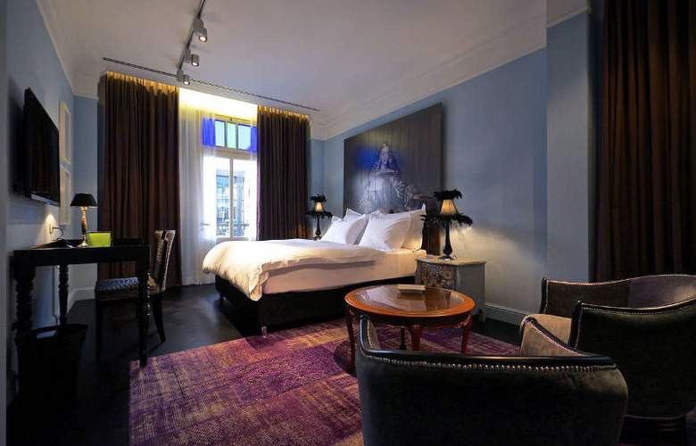 Alma Hotel and Lounge - Room - 36