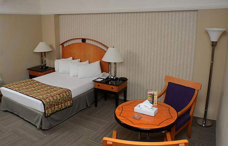 Best Western Centro de Monterrey - Room - 29