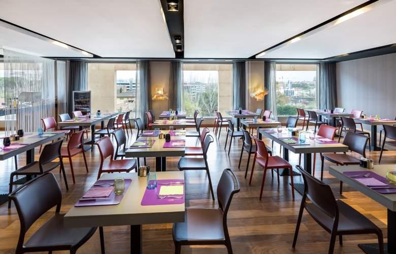 Rafaelhoteles Madrid Norte - Restaurant - 48