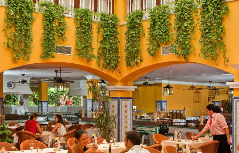 Diverhotel Roquetas - Restaurant - 10