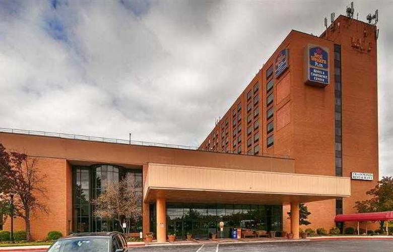 Best Western Hotel & Conference Cnt - Hotel - 41