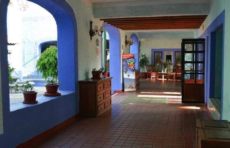 Villas Arqueologicas Teotihuacan - Hotel - 15