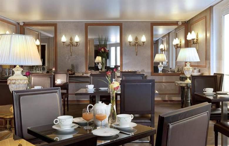 Plaza Elysées - Restaurant - 15