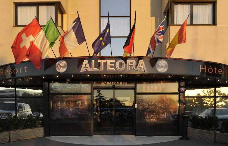 Inter-Hôtel Altéora site du Futuroscope - Hotel - 6