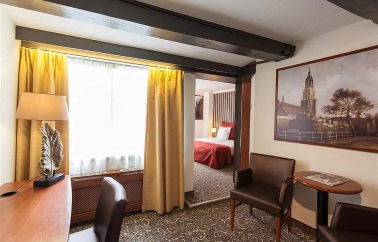 Best Western Museum Hotel Delft - Room - 17