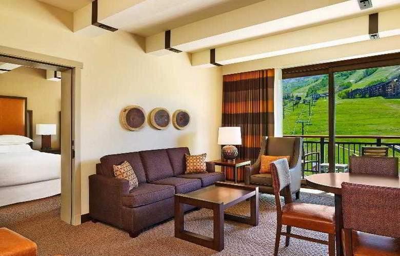 Sheraton Steamboat Resort Villas - Room - 32