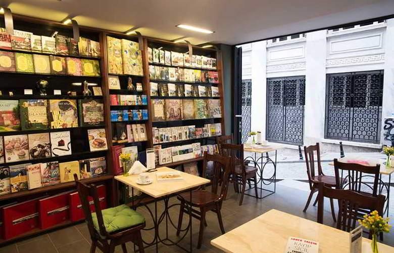 Karakoy Aparts - Restaurant - 2
