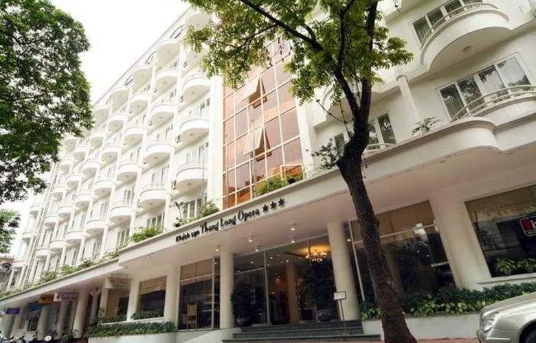 Thang Long Opera - Hotel - 0