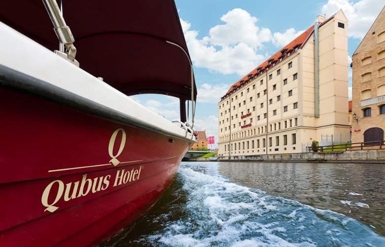 Qubus Hotel Gdansk - Hotel - 0