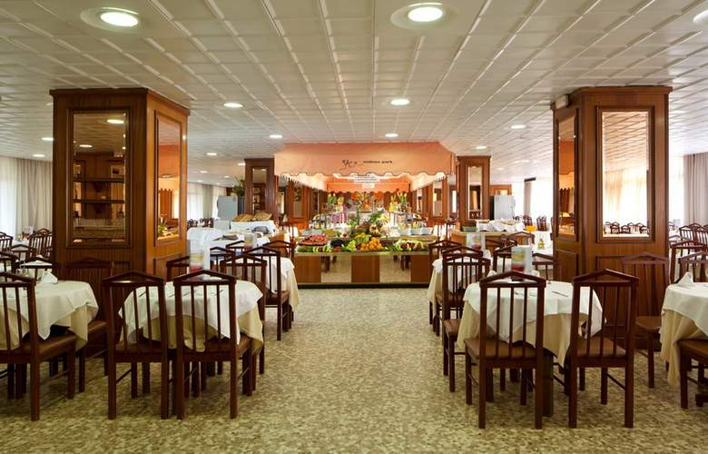H TOP Molinos Park - Restaurant - 6