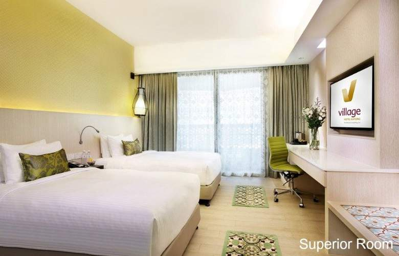 Village Hotel Katong - Room - 9
