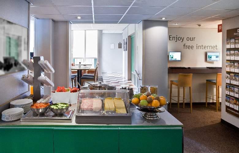 Hampshire - Theatre District Amsterdam - Restaurant - 4