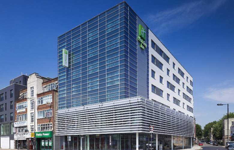 Holiday Inn London Commercial Road - Hotel - 1